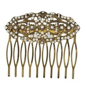 COMBS - PLATED: GOLD