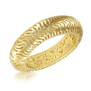 BRACELETS - PLATED: GOLD