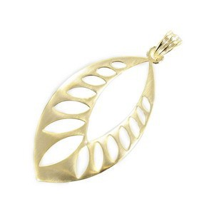 PENDANTS - PLATED: GOLD