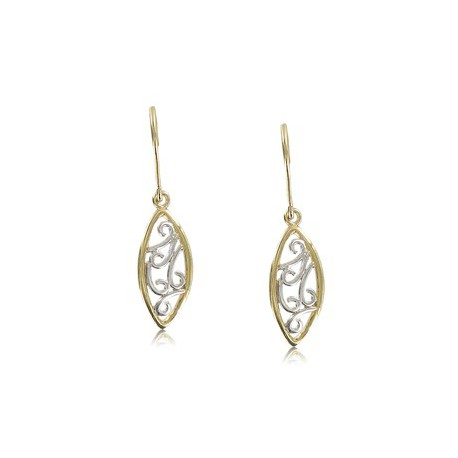 EARRING - PLATED: GOLD