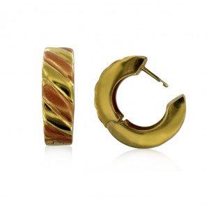 Criolla Oro diseño trenza