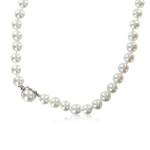 NECKLACES - IN COLOURS: WHITED