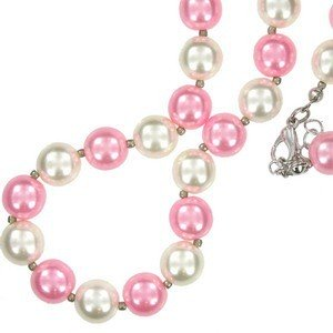 NECKLACES - IN COLOURS: WHITED, PINK