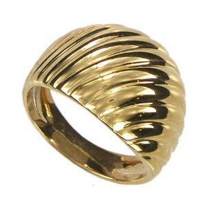 RINGS - PLATED: GOLD