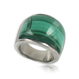 RINGS ACERO - IN COLOURS: GREEN