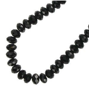 NECKLACES - IN COLOURS: BLACK